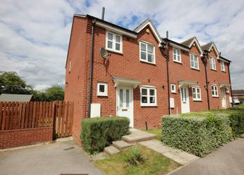 Thumbnail 3 bed end terrace house to rent in Myrtle Crescent, Heeley, Sheffield