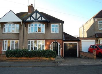 Thumbnail 3 bed semi-detached house for sale in Bush Hill, The Headlands, Northampton