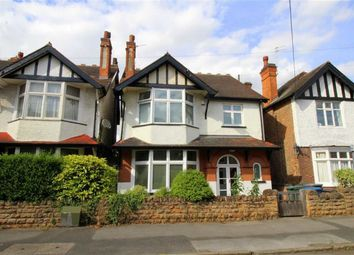 Thumbnail 3 bed detached house for sale in Sandringham Avenue, West Bridgford, Nottingham