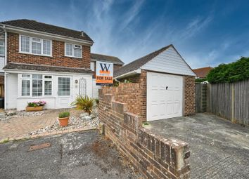 3 bed end terrace house for sale in Sylvia Close, Nyetimber, Bognor Regis PO21