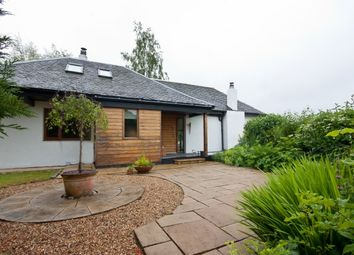 Thumbnail 4 bed cottage for sale in Belltrees Road, Howwood, Renfrewshire