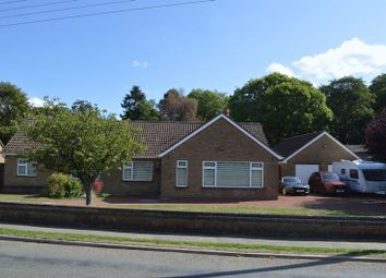Thumbnail 5 bed detached bungalow for sale in Scothern Lane, Sudbrooke, Lincoln