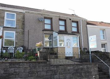 Thumbnail 3 bed terraced house for sale in Wern Road, Ystalyfera, Swansea