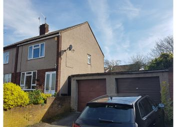 Thumbnail 3 bed end terrace house for sale in Kendall Road, Staple Hill