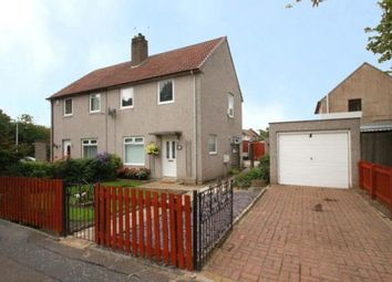 Thumbnail 2 bedroom semi-detached house for sale in Eden Crescent, Glenrothes, Fife
