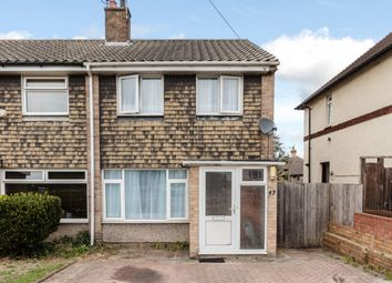 Thumbnail 3 bedroom end terrace house for sale in Mayplace Avenue, Dartford, London