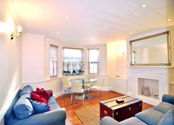 Thumbnail 3 bedroom flat to rent in Abingdon Mansions, High Street Kensington, London