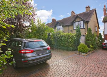Thumbnail 3 bed end terrace house for sale in Watling Street, Park Street, St Albans