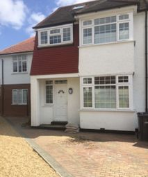 Thumbnail 5 bed terraced house for sale in St. Ursula Road, Southall, Middlesex