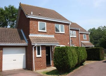 Thumbnail 3 bed end terrace house for sale in Pinsent Avenue, Bromham, Bedford, Bedfordshire