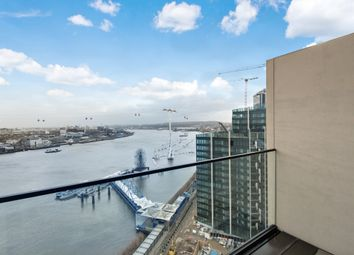 1 bed flat for sale in Upper Riverside, Greenwich Peninsula, London SE10