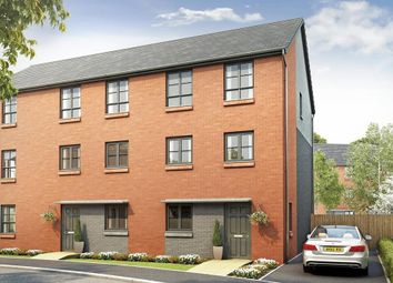 """Thumbnail 4 bedroom end terrace house for sale in """"Leven"""" at Whimbrel Way, Braehead, Renfrew"""