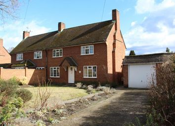 Thumbnail 3 bed semi-detached house for sale in Trunk Road, Farnborough