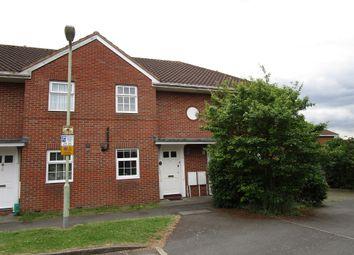 Thumbnail 2 bed terraced house for sale in Rooks Close, Longcroft Lane, Welwyn Garden City