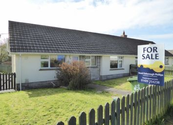Thumbnail 2 bed semi-detached bungalow for sale in Barn Close, Shebbear, Beaworthy
