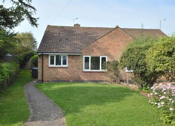 Thumbnail 2 bed semi-detached bungalow for sale in Ravensdale Road, Allestree, Derby