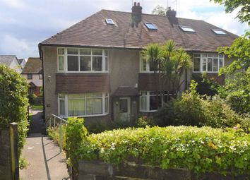 Thumbnail 4 bedroom flat for sale in Ffynone Drive, Swansea