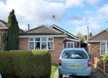 Thumbnail 2 bedroom detached bungalow for sale in Hillside Road, Blidworth, Mansfield