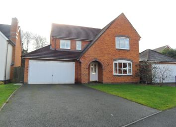 Thumbnail 4 bed detached house for sale in Lytham Green, Muxton, Telford
