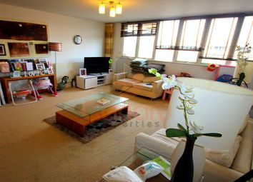 Thumbnail 2 bedroom flat for sale in Eastern Quay Apartments, 25 Rayleigh Road, London