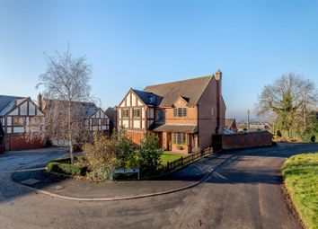Thumbnail 5 bed detached house for sale in Grange Court, Hixon, Stafford