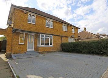Seymour Road, Hadleigh, Benfleet, Essex SS7. 3 bed semi-detached house