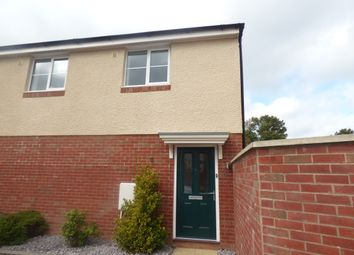 Thumbnail 2 bed town house to rent in Seven Acres, Cranbrook, Exeter
