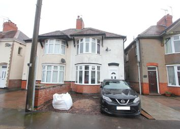 3 bed semi-detached house for sale in Strathmore Road, Hinckley LE10