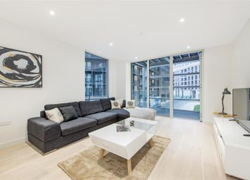 Thumbnail 2 bed flat to rent in Flagship House, Royal Wharf, 18 Royal Crest Avenue, London
