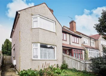 Thumbnail 2 bedroom end terrace house for sale in Millwood Road, Orpington
