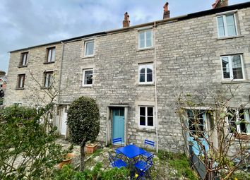 Thumbnail 3 bed terraced house for sale in Mount Pleasant Lane, Swanage