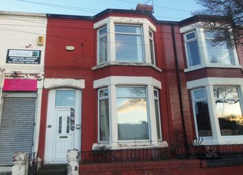 Thumbnail 2 bedroom end terrace house for sale in Derby Lane, Old Swan, Liverpool