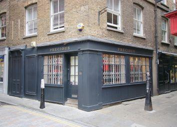 Thumbnail Retail premises to let in Artillery Passage, London