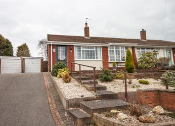 Crane Drive, Burntwood WS7. 2 bed semi-detached bungalow for sale