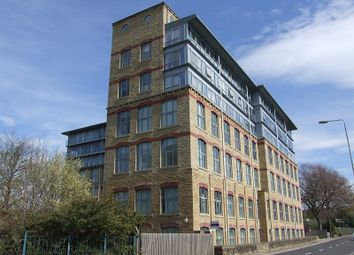 Thumbnail 2 bed flat to rent in Silk Mill, Dewsbury Road, Elland, Halifax