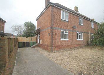 Thumbnail 3 bed semi-detached house to rent in Queens View, Netley Abbey