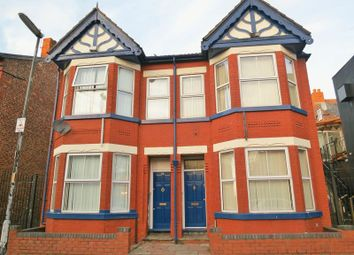Thumbnail 5 bed semi-detached house to rent in Furness Road, Fallowfield, Manchester