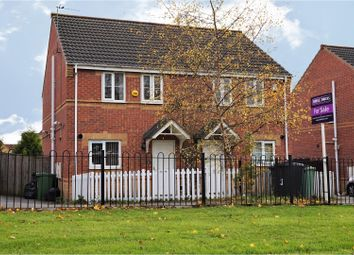 Thumbnail 3 bed semi-detached house for sale in Oak Tree Drive, Leeds