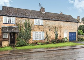 Thumbnail 3 bed semi-detached house for sale in High Street, Glinton, Peterborough