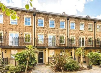 Thumbnail 4 bed town house to rent in Castlebar Park, Ealing, London