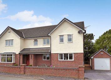 Thumbnail 4 bed detached house for sale in Swn Y Gwynt, Rhostrehwfa, Llangefni