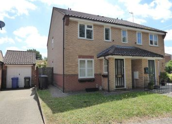 Thumbnail 1 bed flat to rent in Durham Close, Bury St. Edmunds
