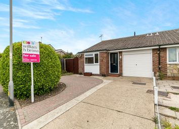 Thumbnail 2 bed semi-detached bungalow for sale in Sycamore Way, Kirby Cross, Frinton-On-Sea