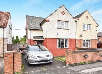 Thumbnail 3 bedroom semi-detached house for sale in Addison Road, Allenton, Derby, Derbyshire
