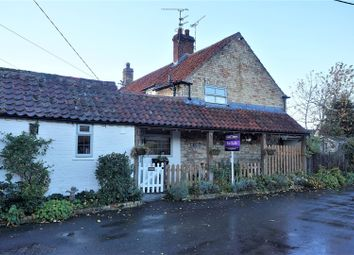 Thumbnail 4 bed cottage for sale in Craypool Lane, Scothern