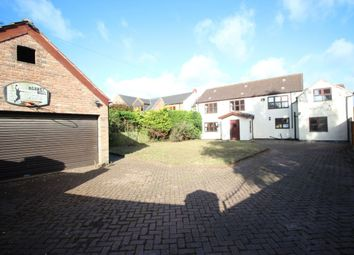 Thumbnail 6 bed semi-detached house for sale in Resurrection Cottage The Moor, Dale Abbey, Ilkeston