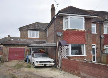 Thumbnail 5 bed semi-detached house for sale in Fayre Road, Fareham, Hampshire