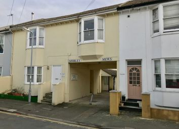 Thumbnail 2 bed mews house to rent in Shirley Street, Hove