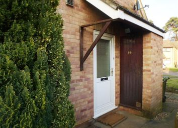 Thumbnail 1 bedroom semi-detached house for sale in Sundew Close, Thetford