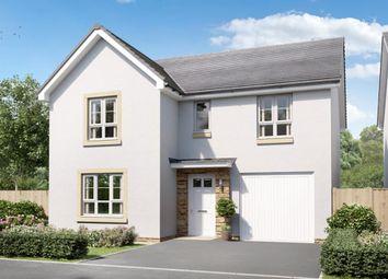 "Thumbnail 5 bedroom detached house for sale in ""Ballathie"" at Castlelaw Crescent, Bilston, Roslin"